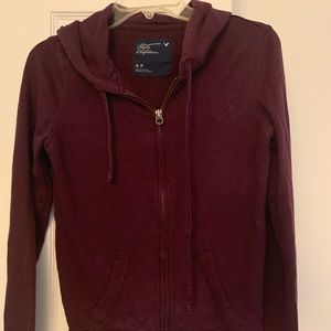 American Eagle zip up